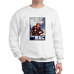 WAC Women's Army Corps Sweatshirt