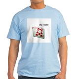 Chip Leader Ash Grey T-Shirt