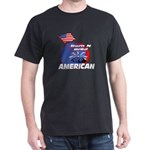 Born American Black T-Shirt