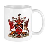 Trinidad &amp; Tobago Coat of Arms Mug