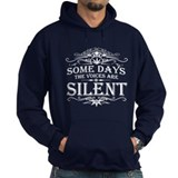 Voices Are Silent Hoody