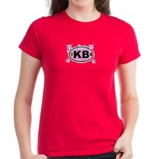 Kure Beach NC - Oval Design Tee