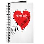 Hopelessly Romantic Journal