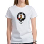 Davidson Clan Crest Badge Women's T-Shirt