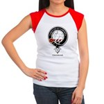 Cochrane Clan Crest Badge Women's Cap Sleeve T-Shi