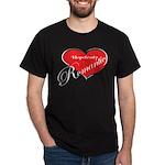 Hopelessly Romantic Black T-Shirt