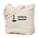 Anti Smoking Tote Bag