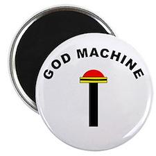 God Machine Magnet