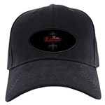 Team Edward Vampire Black Cap