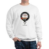 Cameron Clan Crest Badge Sweater
