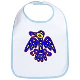 Cave Art Bird Bib