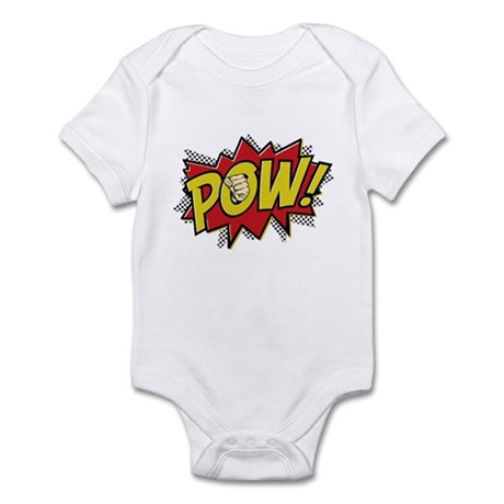 Pow! 2 Infant Bodysuit