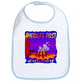 America's First Church Bib