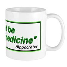 Unique Homeopathy Mug