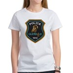 Glendale Police Bike Squad Women's T-Shirt