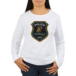 Glendale Police Bike Squad Women's Long Sleeve T-S