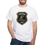 Glendale Police Bike Squad White T-Shirt