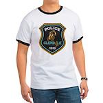 Glendale Police Bike Squad Ringer T