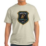 Glendale Police Bike Squad Light T-Shirt