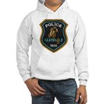 Glendale Police Bike Squad Hooded Sweatshirt