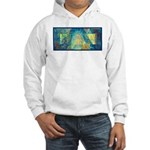 Mayahuel Mural Hooded Sweatshirt
