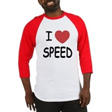 love speed Baseball Jersey