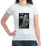Old Age Spirit of Childhood Jr. Ringer T-Shirt