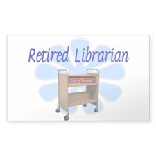 Retired Occupations Decal