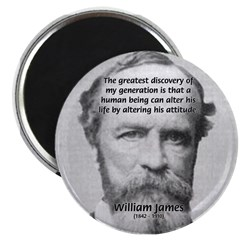 Attitude Perception on Life 2.25&quot; Magnet (10 pack)