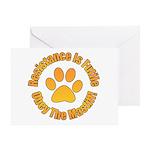 Mastiff Greeting Card
