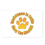 Mastiff Postcards (Package of 8)