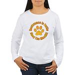 Mastiff Women's Long Sleeve T-Shirt