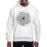 Galactic Library Institute Emblem Hooded Sweatshir