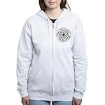 Galactic Library Institute Emblem Women's Zip Hood