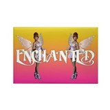 enchanted Rectangle Magnet