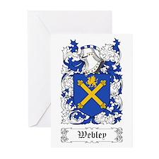 Webley Greeting Cards (Pk of 10)