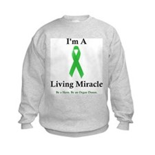 Living Miracle 2 Sweatshirt