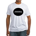 Yodel Fitted T-Shirt