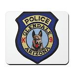 Glendale Police K9 Mousepad