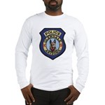 Glendale Police K9 Long Sleeve T-Shirt