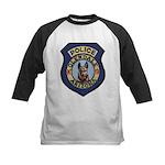 Glendale Police K9 Kids Baseball Jersey