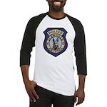 Glendale Police K9 Baseball Jersey