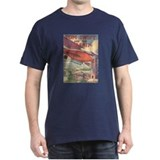 Tom Swift and his Airship T-Shirt