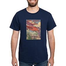 Tom Swift and his Airship T-Shirt