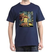 Plays with Robots T-Shirt