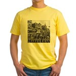 Mardi Gras Yellow T-Shirt