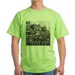 Mardi Gras Green T-Shirt