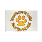 Pit Bull Rectangle Magnet (100 pack)