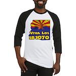 Viva Los SB1070 Baseball Jersey