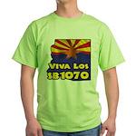 Viva Los SB1070 Green T-Shirt